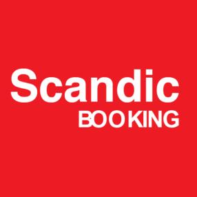 Logo - Scandic Booking