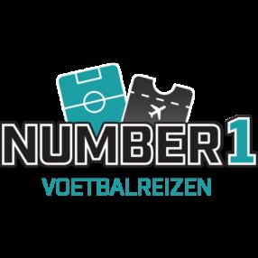 Logo - Number 1 Voetbalreizen