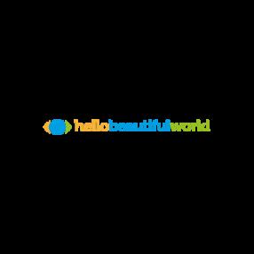 Logo - Hello Beautiful World
