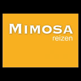 Logo - mimosareizen.nl